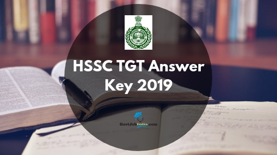 HSSC Trained Graduate Teacher Solved Papers