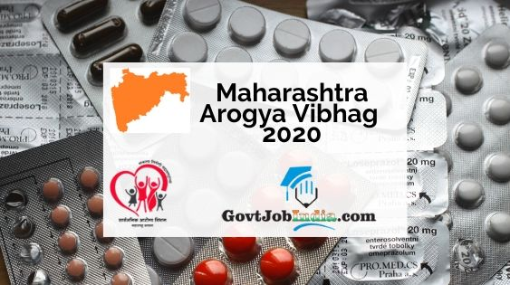 Maharashtra Health Department Recruitment