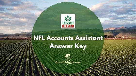 NFL Answer Key
