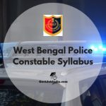 West Bengal Police Syllabus