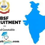 BSF Head Constable Vacancy 2019