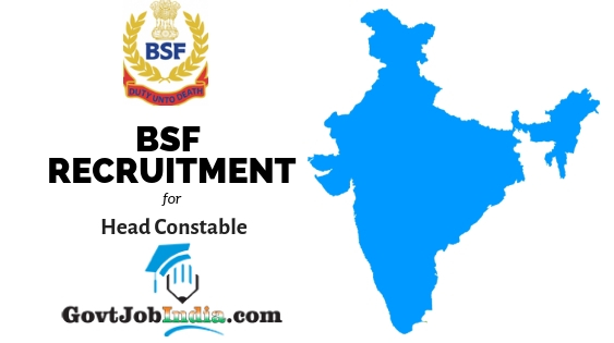BSF-Head-Constable-Recruitment-2019 Online Bsf Form Date on love you, head constable, titles for, clip art, ibogun campus oou,