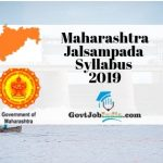 Maharashtra WRD Syllabus PDF Download