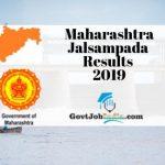 Maharashtra WRD Results 2019
